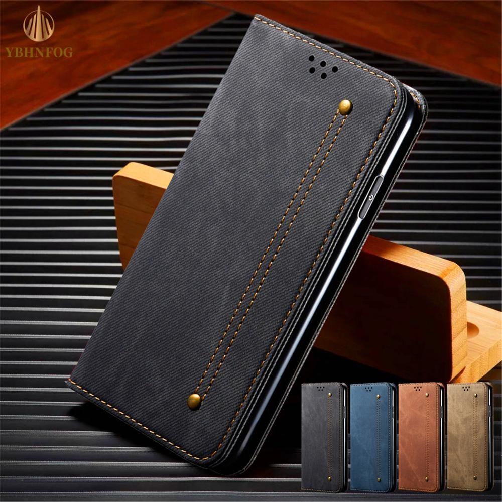 Cowboy Magnetic Leather Flip Case For Redmi Note 7 8 8T 9S Pro Max K20 K30 Ultra 8A 9 9A 9C 10X Wallet Card Slot Stand Bag Cover image