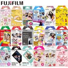 Fujifilm 10 листов Микки Алиса Винни Мультфильм мгновенная фотобумага пленка для Fuji Instax Mini 8 9 70 7s 50s 50i 90 25 Share SP-1