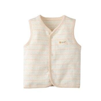 Unisex Warm Turtleneck Vest Toddler Infant Outwear 1