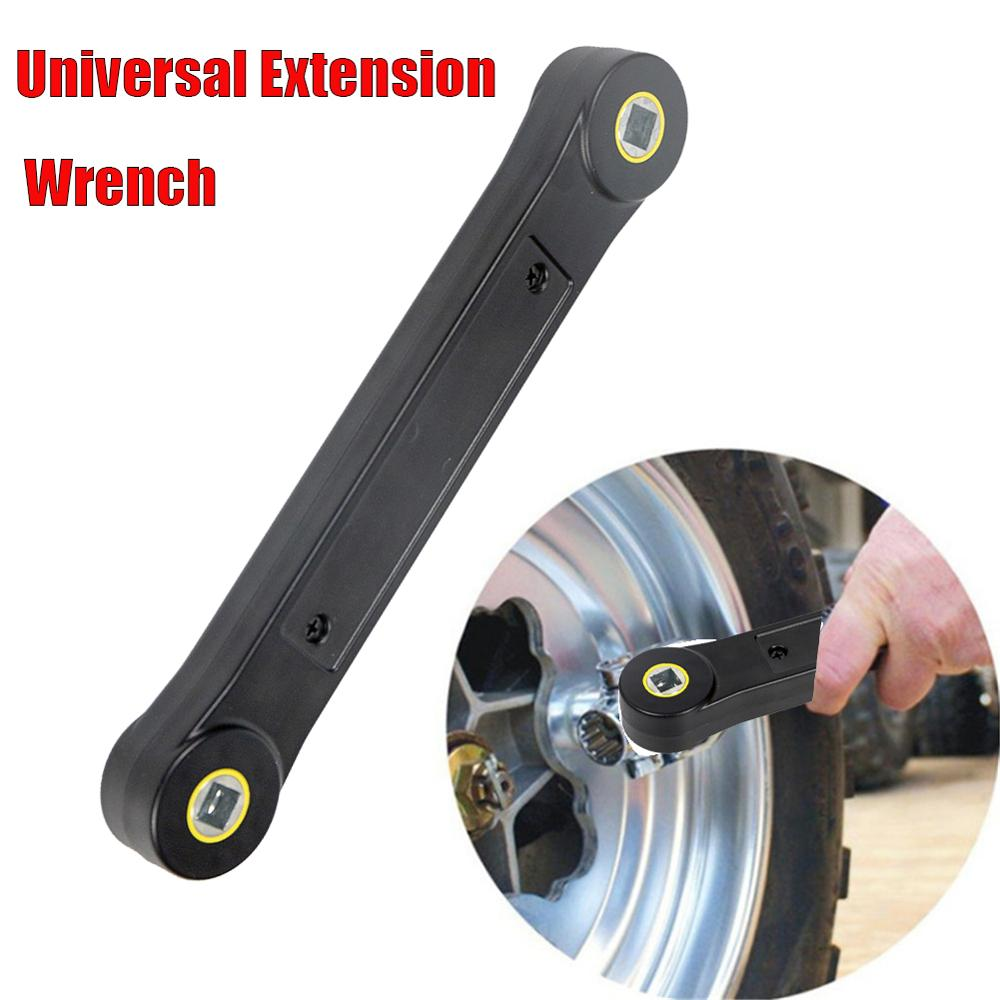 DIY Extension Wrench Universal Automotive Tools Screw Wrench Convenient Handhold Tool For Water-tap Machine Models Repairing