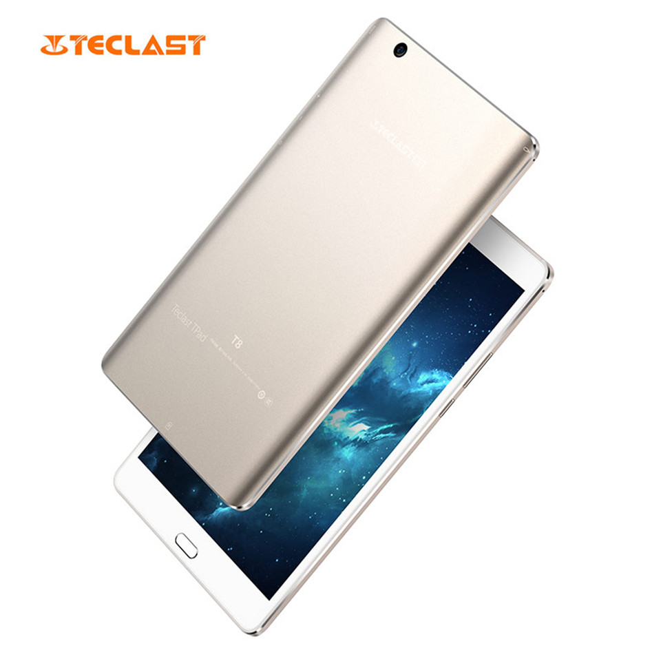 Teclast T8 8.4 Inch Android 7.0 OS Tablet PC MT8176 4GB RAM 64GB ROM 2590*1600 IPS 13.0MP+8.0MP Camera OTG Dual WiFi