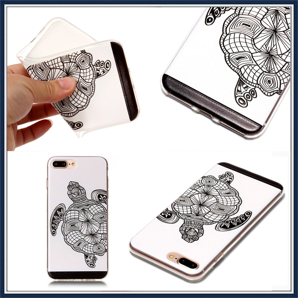Case for Iphone 6s Soft Clear TPU Back Cover for 5 5S 6 sPlus X XS Max XR Christmas Phone Case for Iphone 7 8 Plus  11 Pro max  (45)