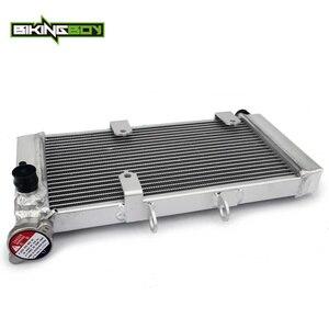 Image 3 - BIKINGBOY Aluminum Engine Water Cooling Cooler Radiator For Honda NC 700 / ABS 2012 2017 NC 750 ABS 2014 2019 19010 MGS J31