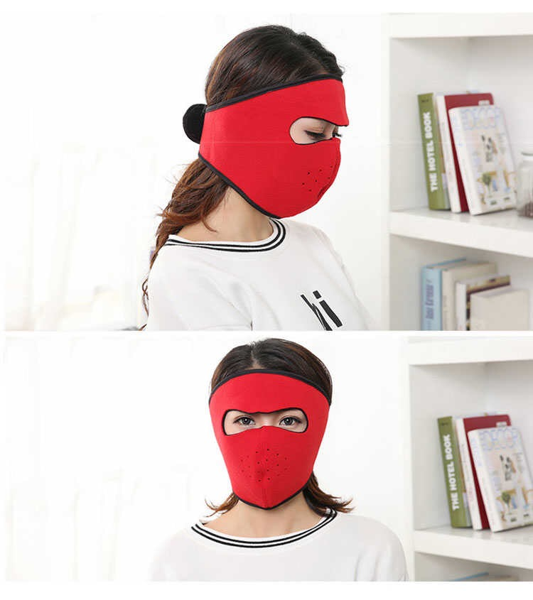 H0592cd2e7c0e4b7cba656ea3e2bb9965K [both men and women] autumn and winter cycling mask heating thickened mask earmuffs integrated ear-protecting warm mask