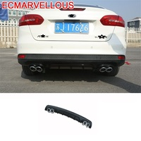 Automobile Decorative Mouldings Automovil Styling Tunning Rear Diffuser Car Front Lip Bumper 12 13 14 15 16 17 18 FOR Ford Focus