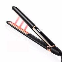 Профессиональная машинка для стрижки волос выпрямитель Керамика