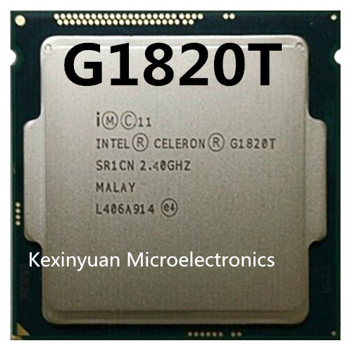 Intel Celeron G1820T 2.4 GHz Dual-Core CPU Processor 2M 35W LGA 1150