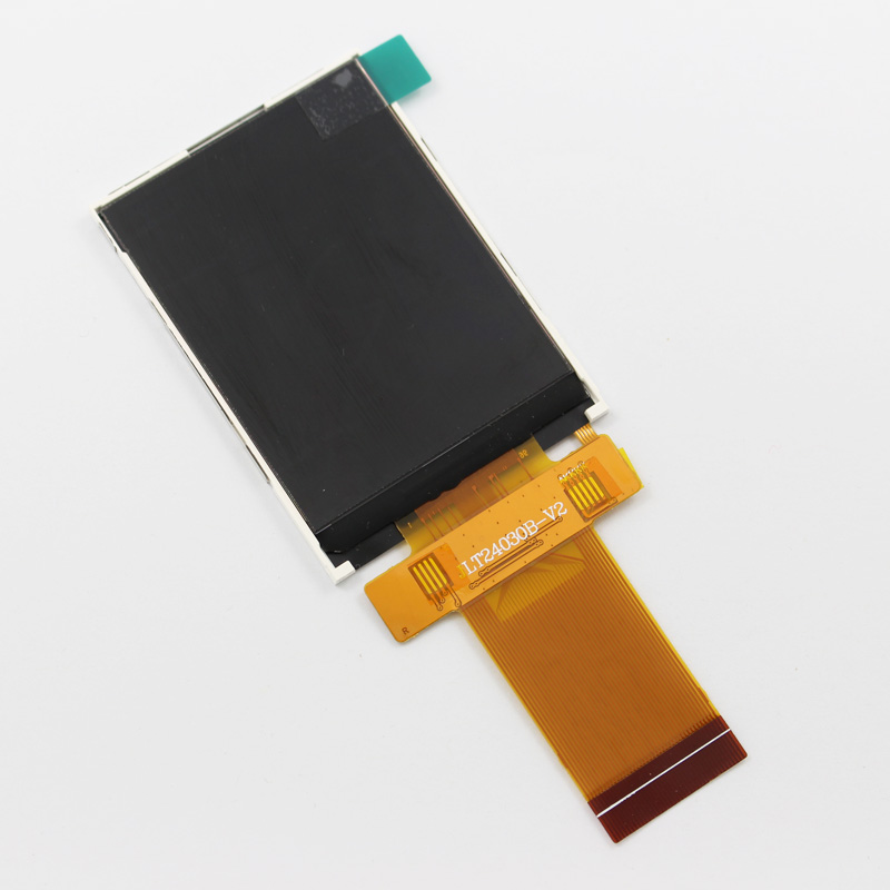 2.4inch Tft Lcd Screen Resolution 240X320 HD Color Display Widely Used In Communication Equipment Display Etc