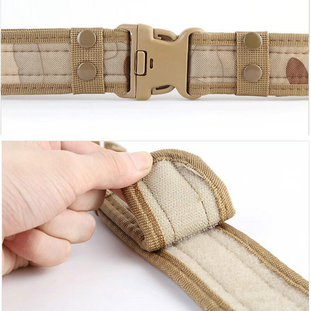 Camouflage Tactical Belts 8