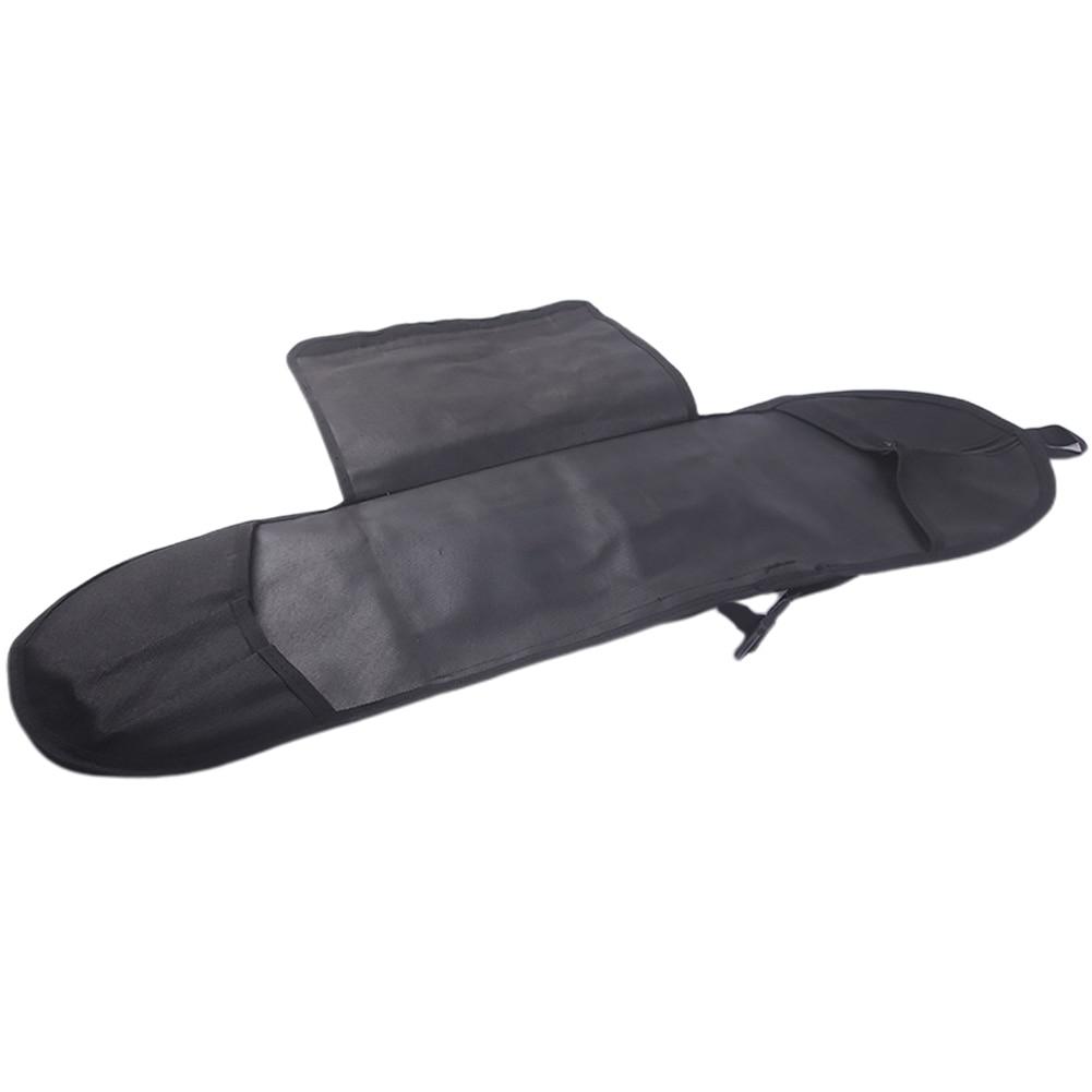 Thicken Singe Shoulder Carry Skateboard Bag Solid Cover Travel Outdoor Longboard Backpack Accessories Wear Resistant Adjustable