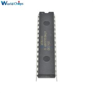 Image 3 - 10 قطعة/الوحدة ATMEGA328P PU رقاقة IC ATMEGA328 328P متحكم DIP 28 لاردوينو
