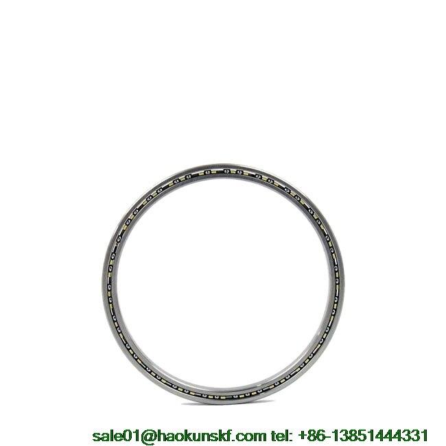 KB042AR0 , KB042CP0 , KB042XP0 Thin Section Ball Bearings (4.25x4.875x0.3125 in)(107.95x123.825x7.9375 mm)   Slim ring