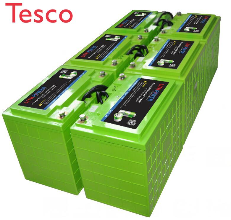 Deep Cycle Power Lifepo4 12V 100ah/150ah/200ah/300ah Lithium Ion Battery Packs For RV/Solar System/Yacht/Golf Carts Storage/Car