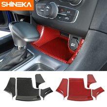 Shineka интерьерные аксессуары для dodge charger 2011 + автомобильная