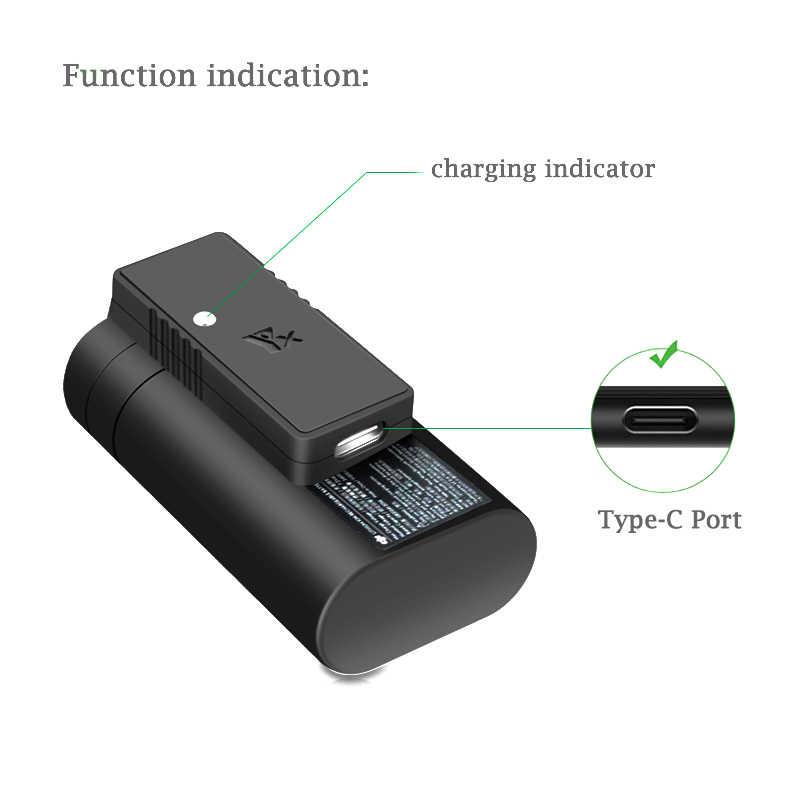 Szybka ładowarka USB QC3.0 z kablem typu C do DJI Mavic Mini akcesoria do dronów 5.0V 3A