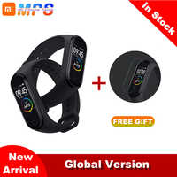 Xiaomi Mi Band 4 in stock 2019 Newest miband 4 Mp3 Music fuction color screen Fitness Heart Rate Time Bluetooth 5.0 Smartwatch