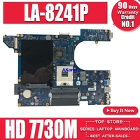 QCL00 LA 8241P 마더 CN 06D5DG 06D5DG 6D5DG 용 dell Inspiron 15R 5520 7520 노트북 마더 보드 HD 7730 M/2 GB dell 5520 motherboard for asus laptop motherboardmotherboards for laptops -