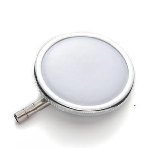 Image 5 - Professional Stethoscope Single Head Cardiology Stethoscope Doctor Portable Medical Equipment Medical Student Vet Nurse Device