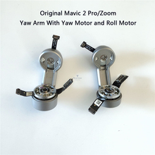 Original Gier Arm Motor Rolle Motor für DJI Mavic 2 Pro Zoom Drone Gimbal Kamera Reparatur Teile Auf Lager
