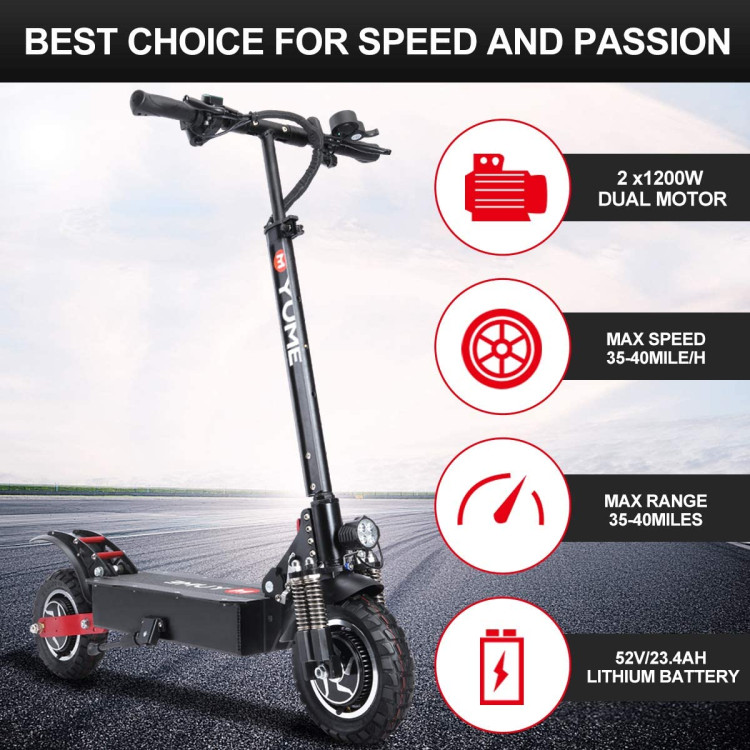 best choice for speed and passion