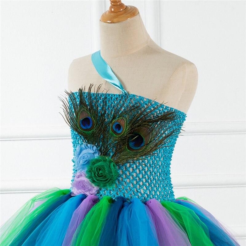 Купить новое поступление женский костюм на хэллоуин с павлином для