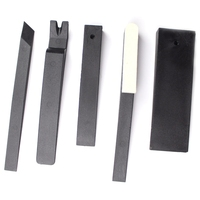 5 Pcs Removal Pry Tool Set Plastic Pry Tool Plastic Wedge Assemble Windows Wedge Pump Wedge Tools Kit