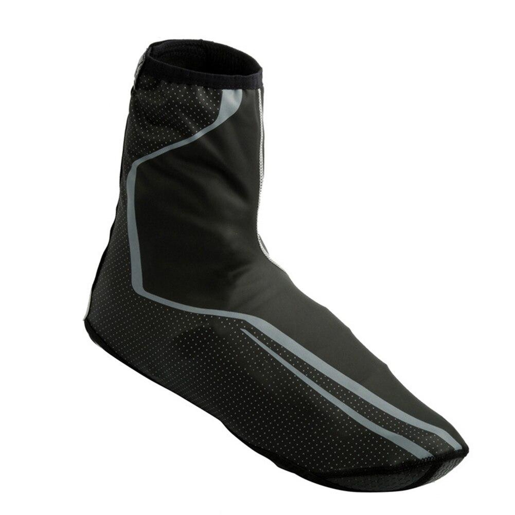 Men Women Climbing Winter Thermal Hiking Cycling Shoes Cover Bike Lover Zipper Design Outdoor Waterproof Camping Overshoes