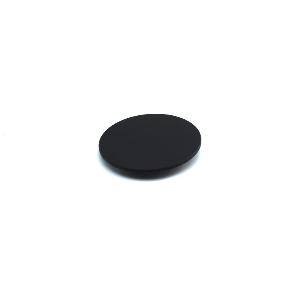 Chaque pièce ronde 30mm diamètre 365nm ZWB2 et 315nm ZWB1 uv passe filtre verre
