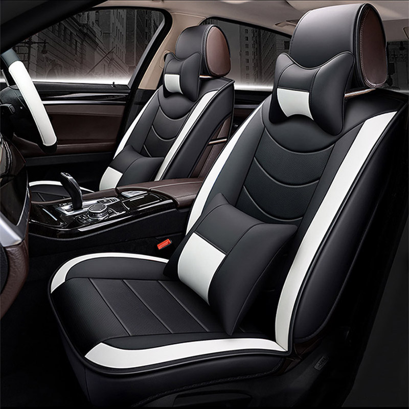 Flash mat Leather Car Seat Cover for MINI Cooper R50 R52 R53 R56 R57 R58 F55 F56 F57 Countryman R60 F60 mini one car accessories