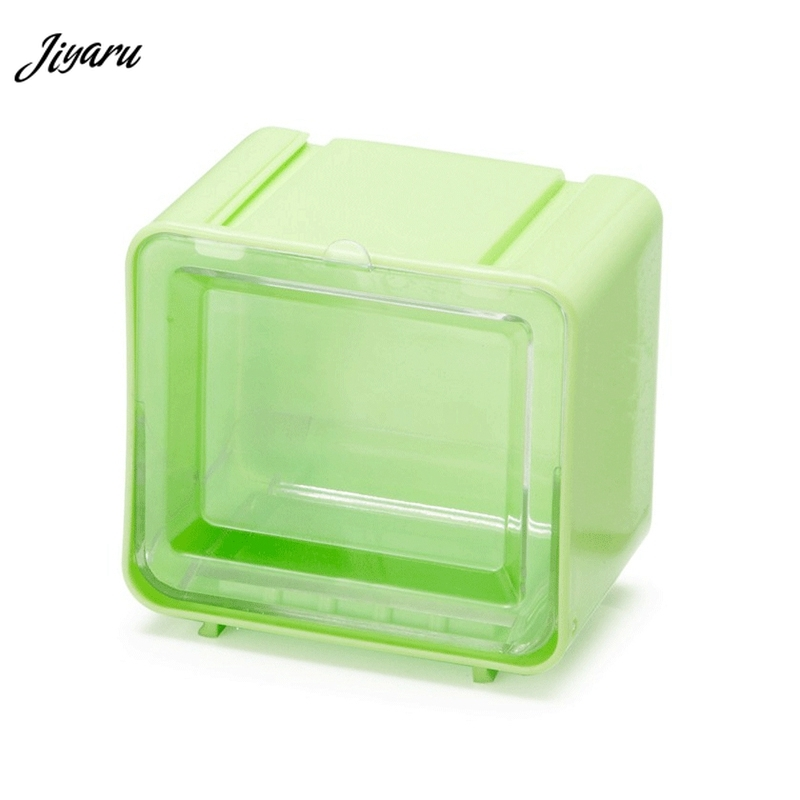Jiyaru New Packing Storage Box Portable Mini Containers Travel Accessories Small Storage Box For Luggage Packing Organzier