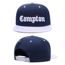 High Quality Snapback Compton Hip Hop Cap for Men and Women Dad Hat Leisure Gorros