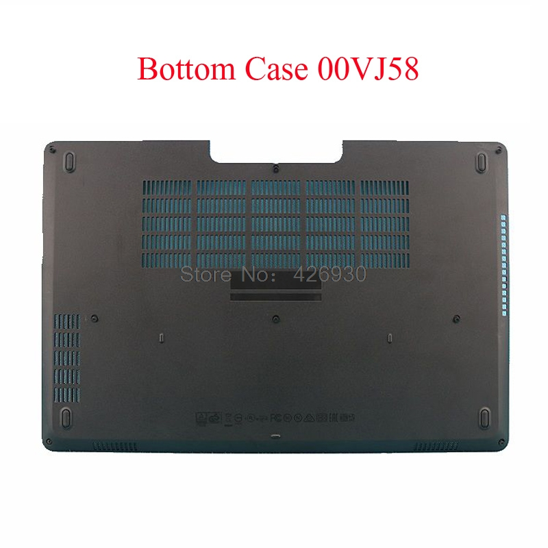 Laptop Bottom Case For <font><b>DELL</b></font> For Latitude E5570 For Precision <font><b>3510</b></font> P48F 00VJ58 0VJ58 07PVX3 7PVX3 0C16XC C16XC 0G3DPN G3DPN new image