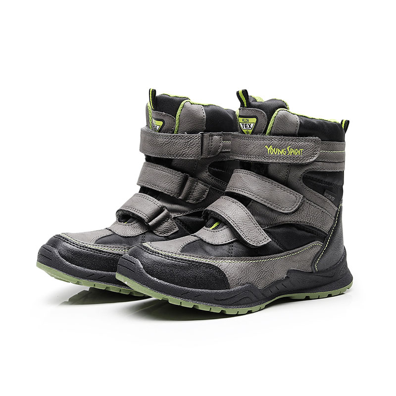 Kids Snow Boots Waterproof Boys Boots Big Boys Sport Shoes Kids Boots For Boys Children's Winter Shoes