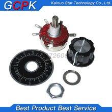 1set =3PCS WTH118 DIY Kit Parts 2W 1A Potentiometer 1K 2.2K 4.7K 10K 22K 47K 100K 470K 1M