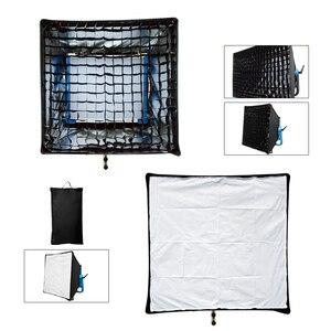 Image 4 - Yidoblo Softbox Với Lưới Dành Cho AI 2000C RGB LED Ánh Sáng Dịu Với Túi Yidoblo Softbox