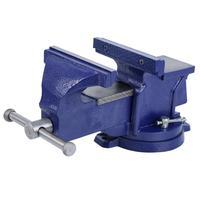 Yonntech 6 inch Universal Locking Base Craftsman Gunsmiths Bench Table Vise Vice