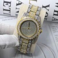 Neue Frauen Uhr Mode Lässig Damen Uhren Weibliche Quarzuhr Kristall Diamant Für Frauen Uhr Relogio Feminino Drop Verschiffen