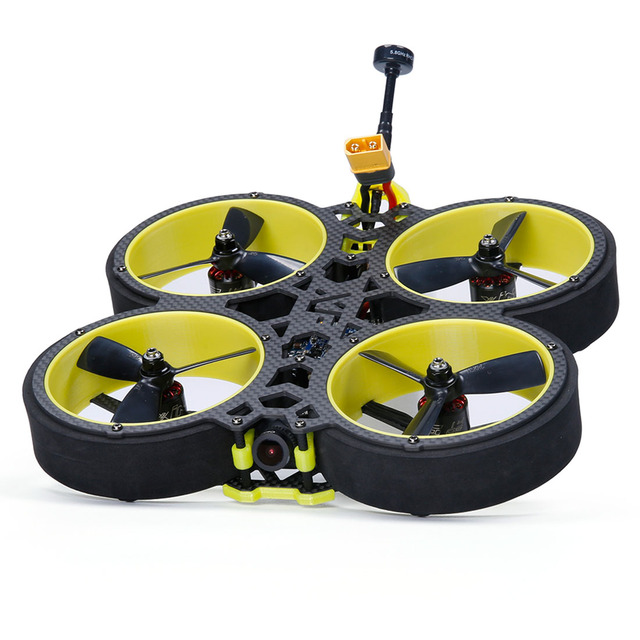 iFlight BumbleBee CineWhoop PNP/BNF HD Quadcopter with SucceX E mini F4 Flight Control 40A 4 in 1 ESC 500mW VTX 1408 4S Motor