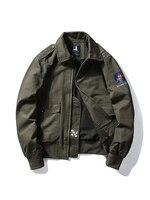 Winter Pilots Jacket Men Military Casual Warm Japanese Streetwear Mens Fashion Ropa Militar Hombre Jackets for Men Cotton HH30JK