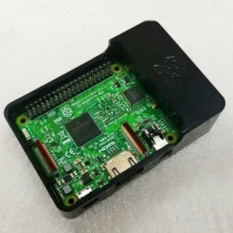 raspberry pi V2.0 Mmdvm Hotspot Module P25 Dmr Ysf Nxdn + Raspberry Pi 3B + 16G Sd + Case (3)