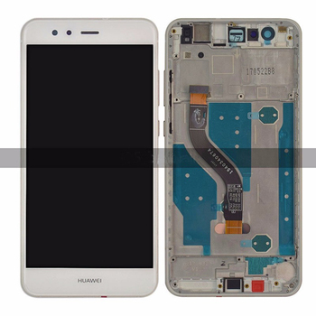 5.2 LCD Display with frame for Huawei P10 Lite Lcd Display Screen Touch Digitizer+LCD Display Assembly+frame 4 6 original display for sony xperia z3 compact d5803 d5833 lcd touch screen digitizer with frame for sony z3 mini lcd display