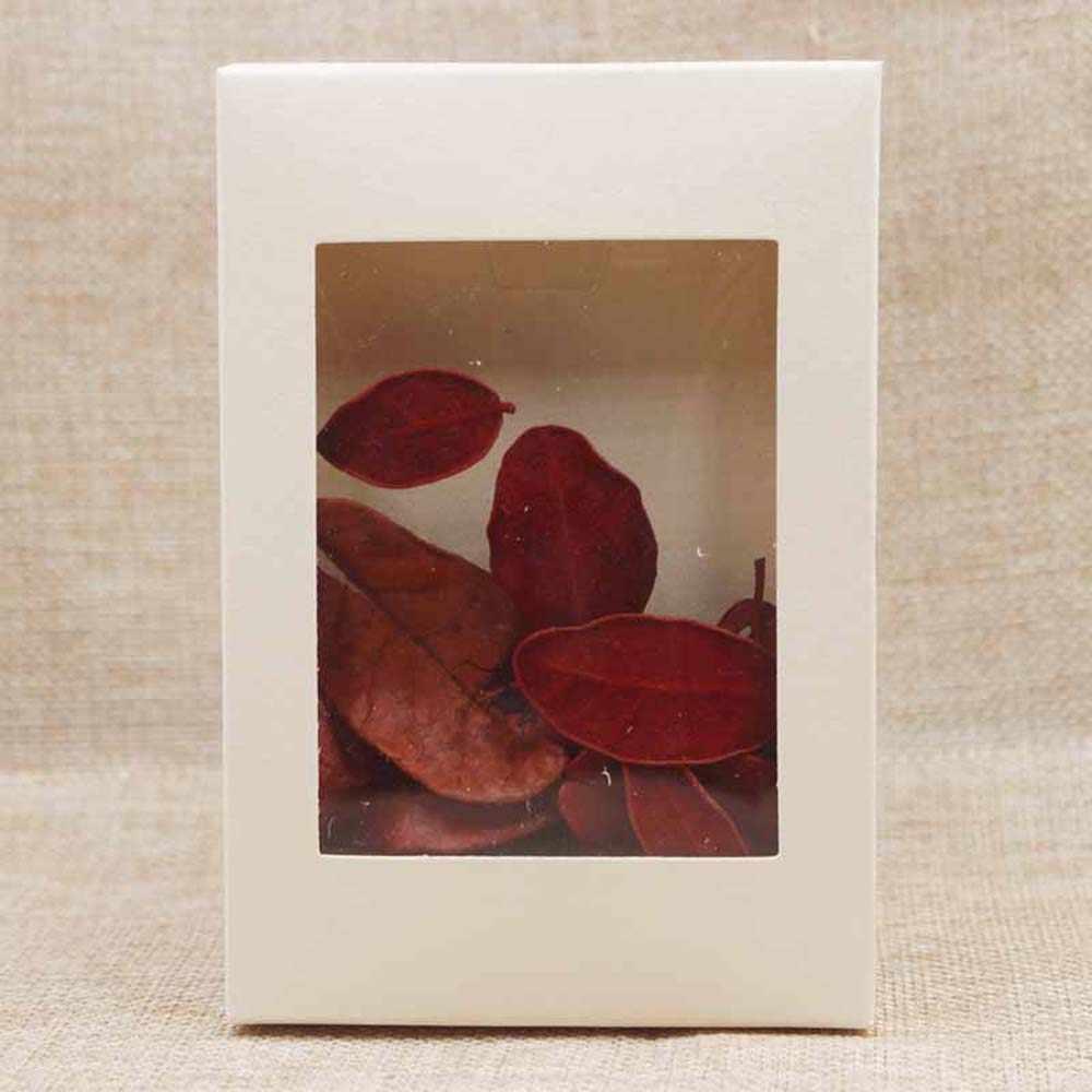 5 Pcs DIY กล่องกระดาษที่มีหน้าต่างสีขาว/สีดำ/กล่องกระดาษคราฟท์เค้กบรรจุภัณฑ์สำหรับงานแต่งงานพรรค Muffin บรรจุภัณฑ์