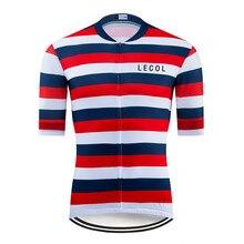 2021 bisiklet forması erkek dağ bisikleti giyim hızlı kuru yarış MTB bisiklet kıyafetleri üniforma nefes bisiklet giyim