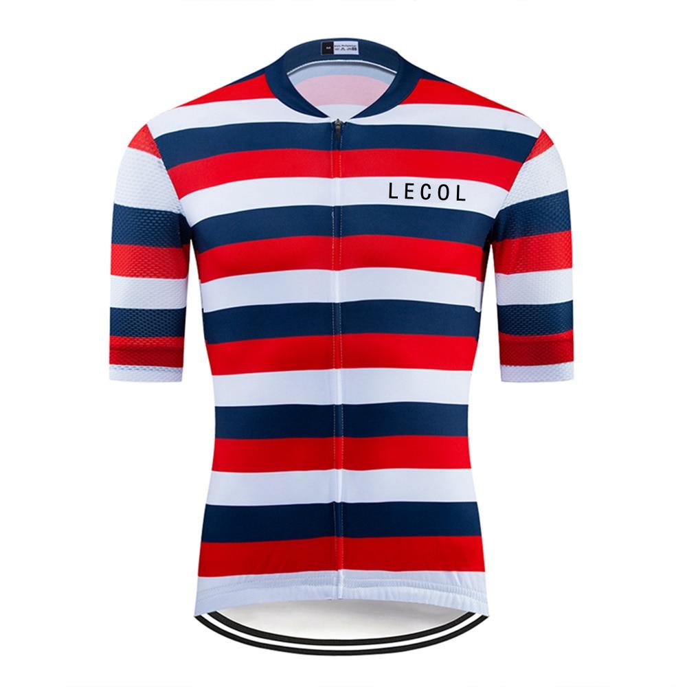 2021 maillot de cyclisme homme VTT vêtements à séchage rapide course vtt vélo vêtements uniforme respirant vêtements de cyclisme