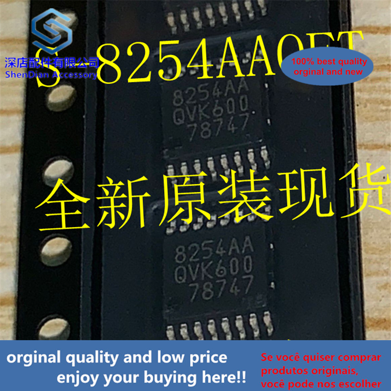 5pcs 100% Orginal And New S-8254AAQFT-TB-G SEIKO TSSOP16 8254AA  Best Qualtiy