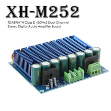 XR N252 TDA8954TH Class D 420Wx2 Dual Channel Stereo Digital Audio Amplifier Board