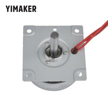 YIMAKER trójfazowy AC magnes trwały Generator wiatrowy Generator ręczny DIY domowy używany Generator tanie i dobre opinie STAINLESS STEEL Generator energii wiatru