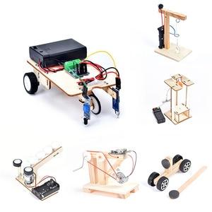 SAIZHI STEM Education Kits DIY