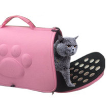 DIDIHOU For dogs cat Folding Pet Carrier Cage Collapsible Puppy Crate Handbag Carrying Bags Pets Supplies Accessories hot(China)