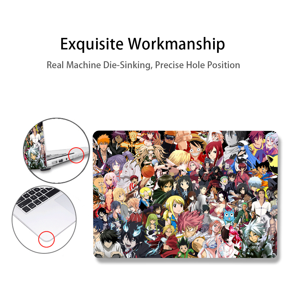 Anime Retina Case for MacBook 31